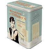 Nostalgic Art Retro L Vorratsdose, Große Kaffee-Dose aus Blech, Mehrfarbig, 3 l