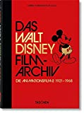 Das Walt Disney Filmarchiv. Die Animationsfilme 1921–1968. 40th Ed.