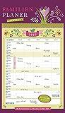 Familienplaner Vintage 2022: Familienkalender, 5 große Spalten. Familientimer mit Ferienterminen, extra Spalte und Vorschau für 2022. Format: 27 x 47 cm
