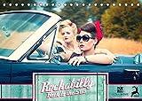 Rockabilly - Back to the 50s (Tischkalender 2022 DIN A5 quer)