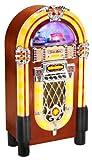 Karcher JB 6604 Jukebox (CD/MP3-Player, Radio, SD/MMC-Kartenslot, USB, Lightshow)