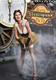 Sexy Steampunk Pin Up (Wandkalender 2021 DIN A4 hoch)