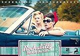 Rockabilly - Back to the 50s (Tischkalender 2021 DIN A5 quer)