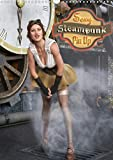 Sexy Steampunk Pin Up (Wandkalender 2021 DIN A3 hoch)
