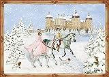 A3-Wandkalender - Weihnachten mit Aschenbrödel