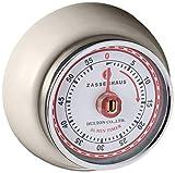 Zassenhaus Timer 'Speed' creme
