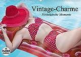 Vintage-Charme. Nostalgische Momente (Wandkalender 2021 DIN A2 quer)