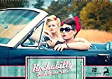 Rockabilly - Back to the 50s (Wandkalender 2022 DIN A2 quer)