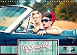 Rockabilly - Back to the 50s (Wandkalender 2021 DIN A4 quer)