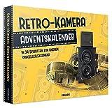 FRANZIS Retro-Kamera-Adventskalender 2018 | In 24 Schritten zur eigenen Spiegelreflexkamera | Ab 14 Jahren (Franzis Baubuch)
