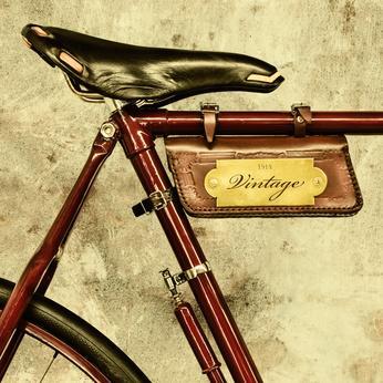 Retro Sattel Fahrrad