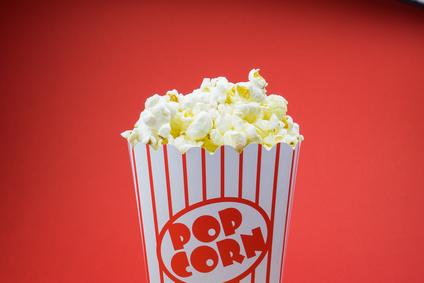 Retro Popcornbox