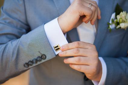 Hochzeit Manschettenknöpfe