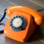 Wählscheibentelefon – Nostalgischer Rückblick