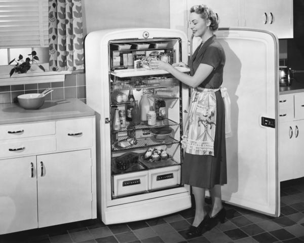 Retro Küchenmarke
